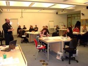 2005 Workshop at CARNet, Zagreb
